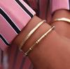 Goldfarbene MY JEWELLERY Armband MJ01514  - small