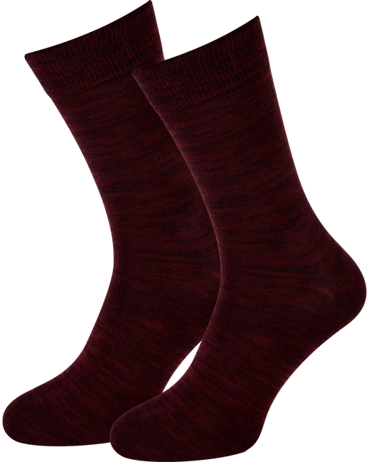 Rote MARCMARCS Socken RED ROME COTTON - large