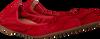 Rote UNISA Ballerinas AYELE - small