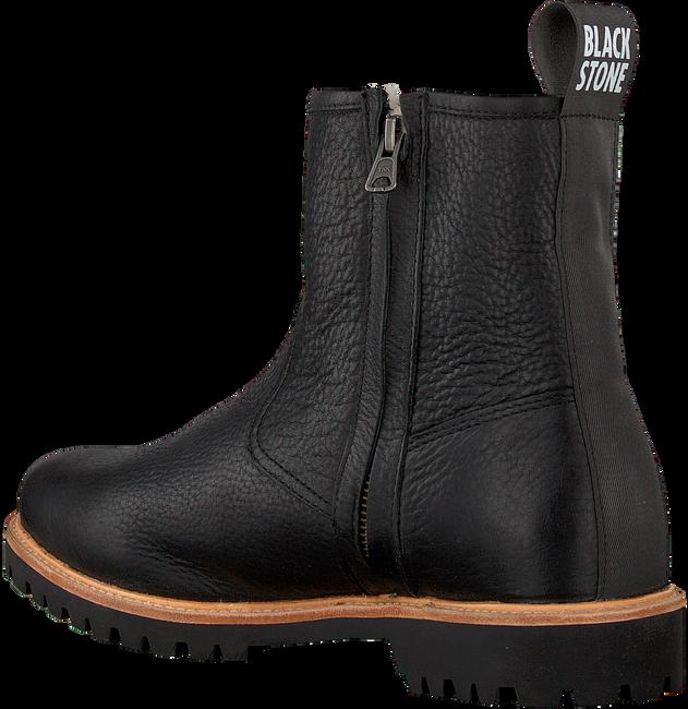 Schwarze BLACKSTONE Ankle Boots SG54  - large