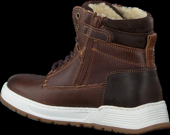 Braune OMODA Sneaker high A0F503E6L_BRWNOM  - large