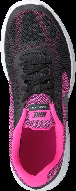 Schwarze NIKE Sneaker REVOLUTION 3 KIDS - large