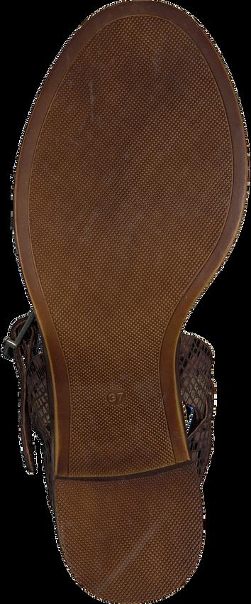 Braune RED-RAG Sandalen 79174  - larger