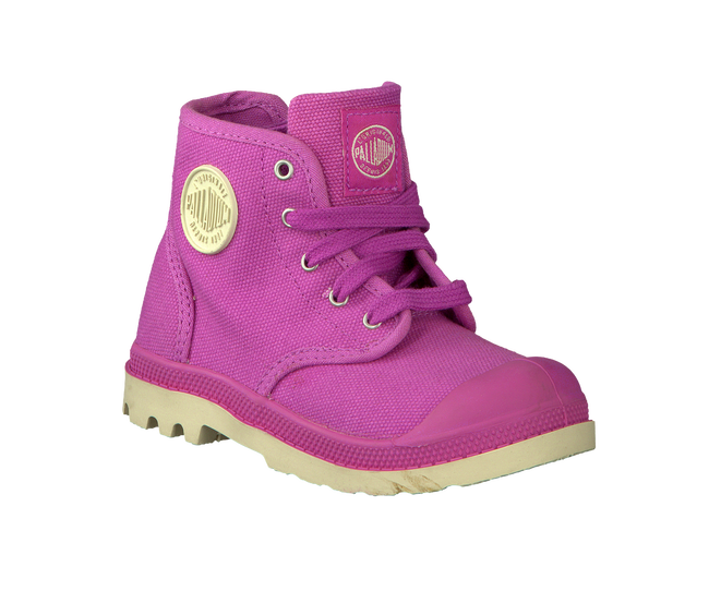 Rosane PALLADIUM Ankle Boots PAMPA HI KIDS - large