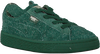 Grüne PUMA Sneaker PUMA X TC BASKET FURRY - small