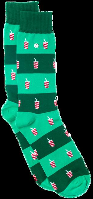 Grüne Alfredo Gonzales Socken SHAKE SHACK  - large