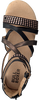 Schwarze BULLBOXER Sandalen AED031 - small