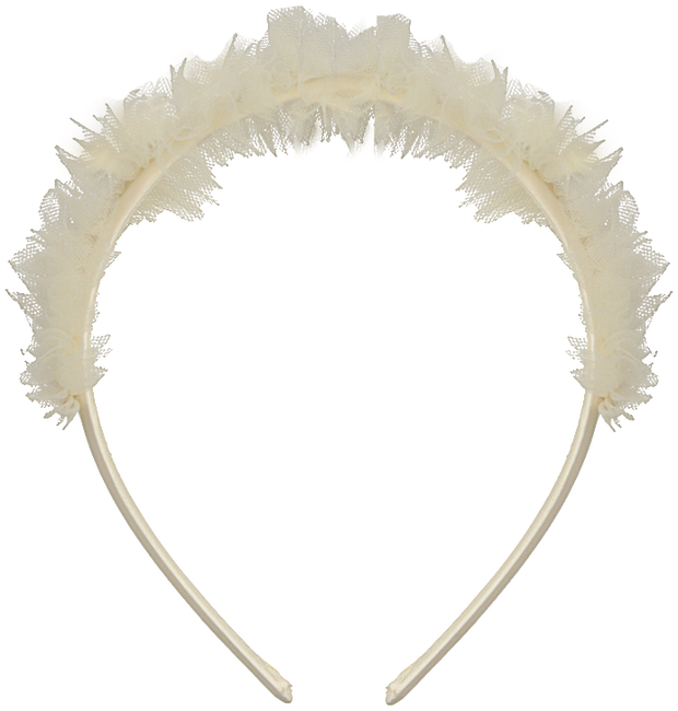 Beige LE BIG Stirnband MELANIE HEADBAND  - large