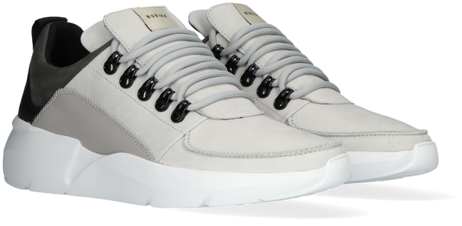 Graue NUBIKK Sneaker low ROQUE ROAD HEREN  - large