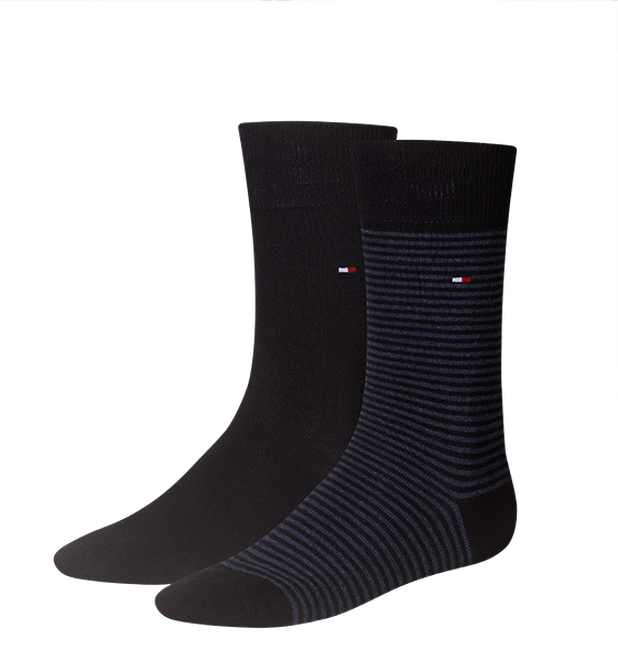 Blaue TOMMY HILFIGER Socken 391156 - large