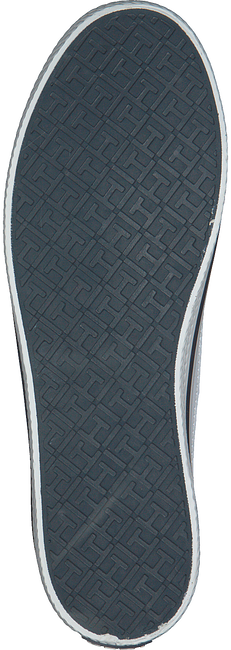 Weiße TOMMY HILFIGER Sneaker CORPORATE FLATFORM SNEAKER  - large
