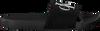 Schwarze CALVIN KLEIN Zehentrenner VIGGO - small