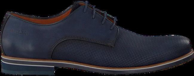 Blaue VAN LIER Business Schuhe 1915609  - large