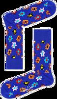 Blaue HAPPY SOCKS Socken TEDDYBEAR - medium