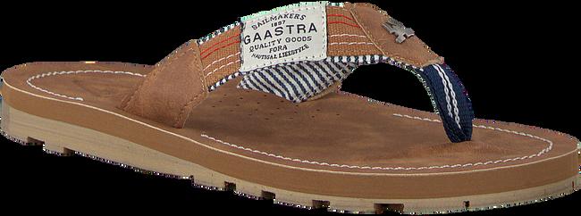 Cognacfarbene GAASTRA Pantolette GERTON  - large