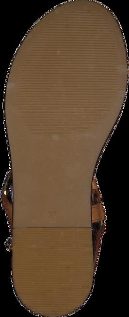 Cognacfarbene NOTRE-V Sandalen 443020  - large