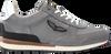 Graue PME Sneaker low LOCKPLATE  - small