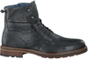 Schwarze REHAB Ankle Boots CARL - small