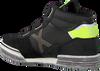Schwarze MUNICH Sneaker high G3 BOOT VELCRO  - small