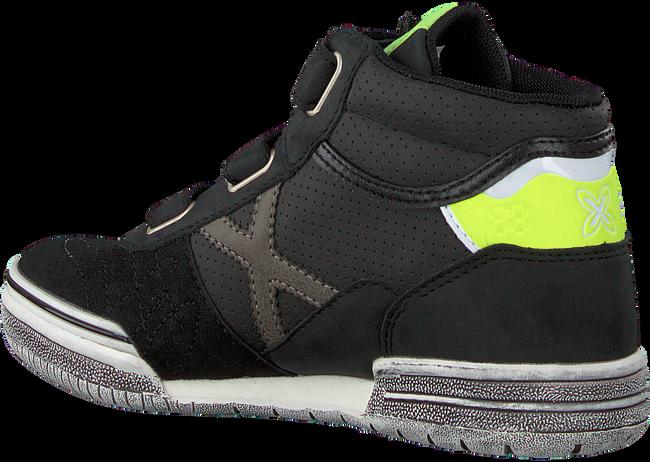 Schwarze MUNICH Sneaker high G3 BOOT VELCRO  - large