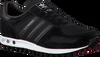 Schwarze ADIDAS Sneaker LA TRAINER J - small