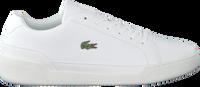 Weiße LACOSTE Sneaker CHALLENGE  - medium