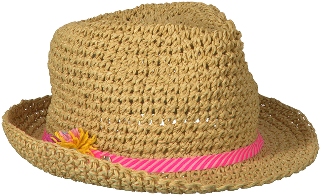 Beige LE BIG Hut SALWA HAT  - large
