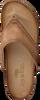 Cognacfarbene MJUS Zehentrenner 463004 - small