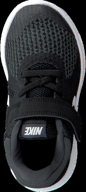 Schwarze NIKE Sneaker REVOLUTION 4 (TDV) - large