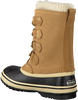 Camelfarbene SOREL Ankle Boots 1964 PAC 2 - small