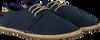 Blaue TOMS Schnürschuhe DIEGO - small