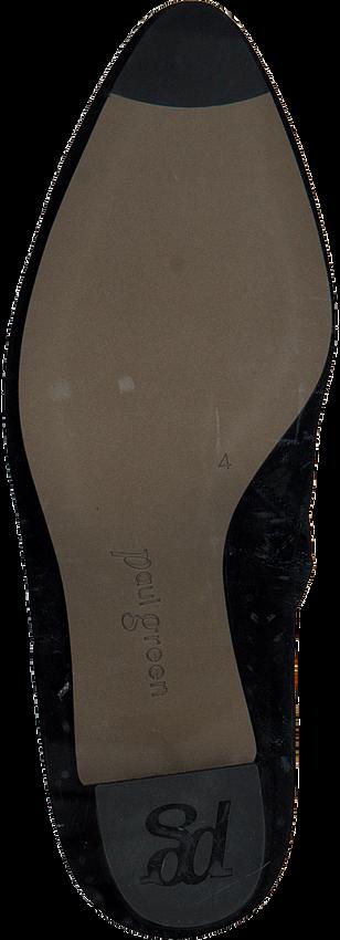 Schwarze PAUL GREEN Stiefeletten 9423 - larger