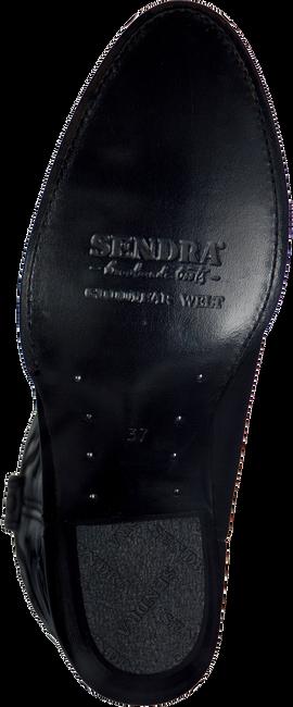 Schwarze SENDRA Cowboystiefel 11627 - large