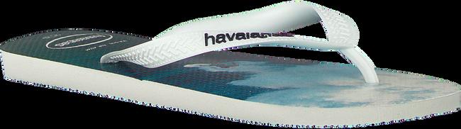 Weiße HAVAIANAS Zehentrenner HAV. HYPE - large