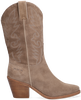 Beige RED-RAG Hohe Stiefel 77088  - small