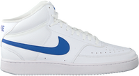 Weiße NIKE Sneaker high COURT VISION MID  - medium