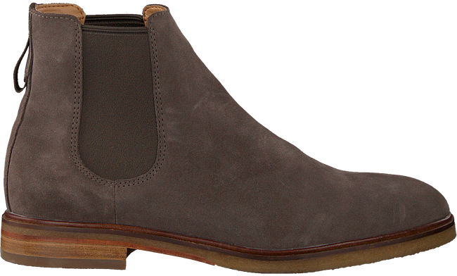 Taupe CLARKS Chelsea Boots CLARKDALE GOBI MEN  - large