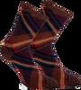 Braune MARCMARCS Socken ANNA  - small