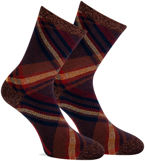 Braune MARCMARCS Socken ANNA  - large