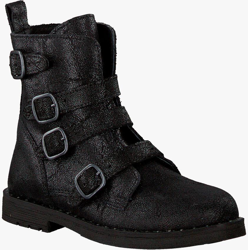 Schwarze TON & TON Ankle Boots 292320  - larger