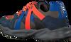 Blaue BRAQEEZ Sneaker FRENKIE FIT  - small