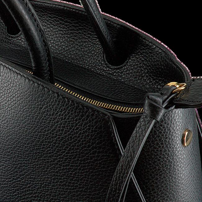 Schwarze COCCINELLE Handtasche CONCRETE 1802  - large