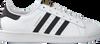 Weiße ADIDAS Sneaker SUPERSTAR W  - small