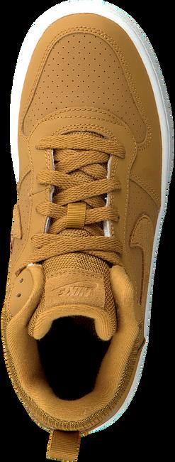 Gelbe NIKE Sneaker COURT BOROUGH MID (KIDS) - large