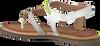 Weiße GIOSEPPO Sandalen SCALEA  - small