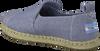 Blaue TOMS Espadrilles DECONSTRUCTED ALPARGATA W - small