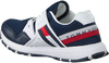 Blaue TOMMY HILFIGER Sneaker LOW CUT LACE UP SNEAKER  - small