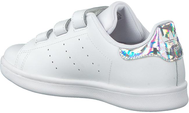 Weiße ADIDAS Sneaker low STAN SMITH CF C  - large