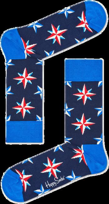HAPPY SOCKS Socken NAUTICAL STAR - large
