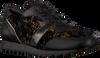 Schwarze HASSIA Sneaker 1987 - small